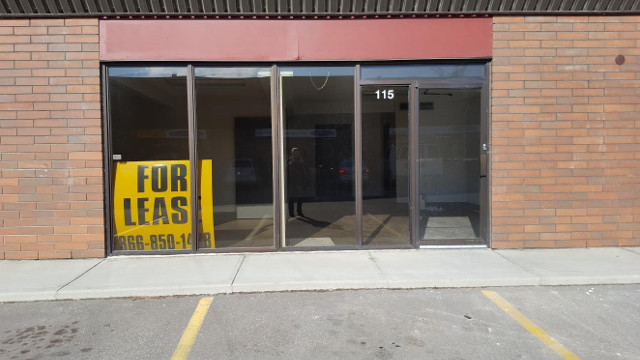 Available Warehouse Space in Calgary